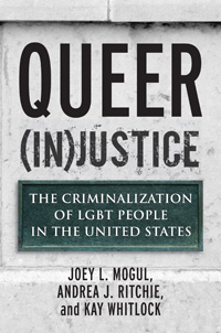 Book Cover for Queer InJustice